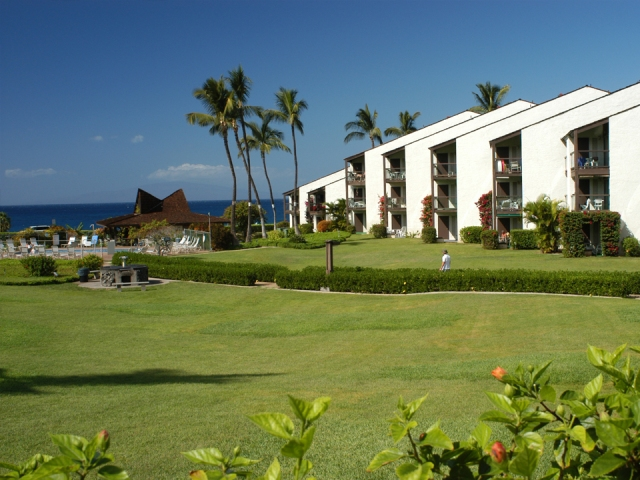 Grounds, Hale Kamaole