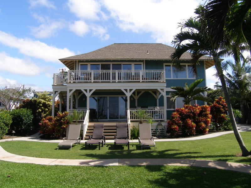 Nellie s Surf Bungalows Milo Cottage Maui Vacation Advisors