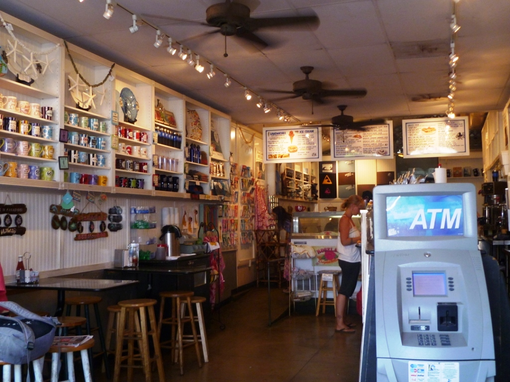 Paia, Anthony's Coffee