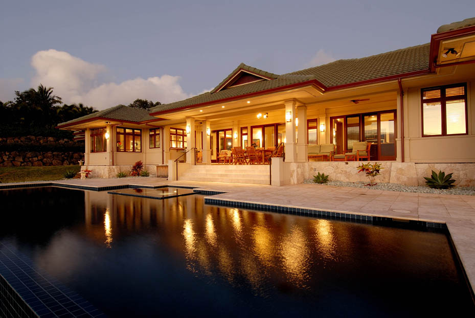 Pinnacle luxury villa