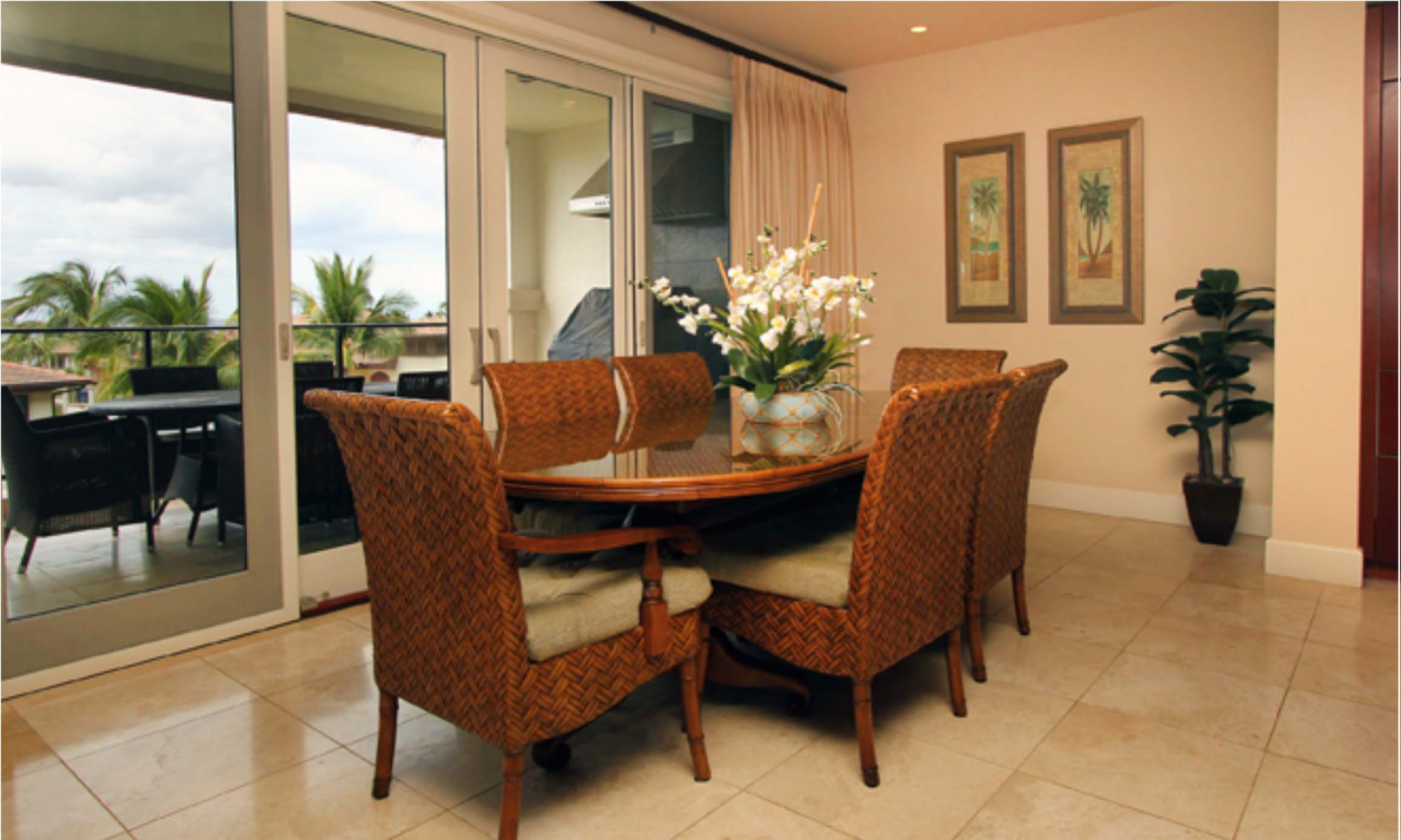 Wailea Beach Villas L-310 oceanview
