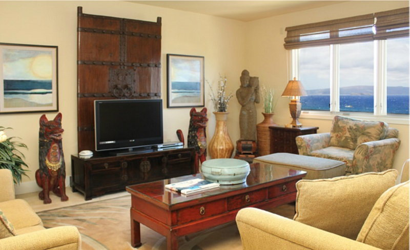 Wailea Beach Villas J-406 oceanview