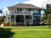 Milo Cottage at Nelli'e Surf Bungalows in Paia, Ideal Family Home Rental