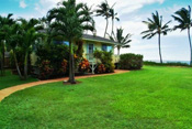 Palm Cottage at Nellie's Surf Bungalows, Private Oceanfront Cottage